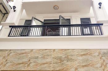 Bán nhà Đường Linh Đông, HXH, 4 lầu