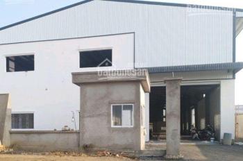 Cho thuê nhà xưởng mới xây dựng 3000m2 và 5000m2 trong KCN Hải Sơn, Đức Hòa, Long An