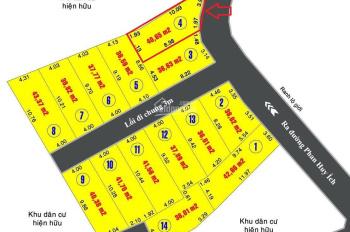 Kẹt vốn làm ăn cần bán gấp lô đất đường Nguyễn Phúc Chu Quận Tân Bình, LH: 0908.487.508