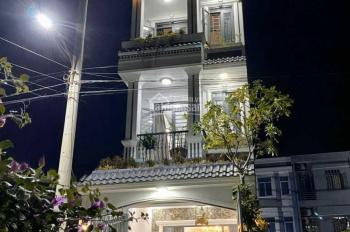 Nhà Bán Mới Xây Rất Đẹp Tại Hẻm 76 Đường Lê Văn Chí Thủ Đức 74m