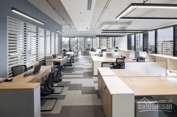 Cho thuê văn phòng mặt tiền Nguyễn Trọng Tuyển, ngay trung tâm Q. Phú Nhuận. DT: 300m2, có nội thất