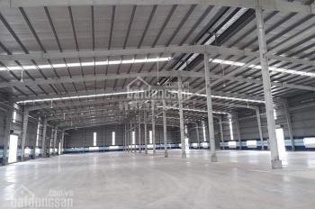 Cần cho thuê xưởng trong cụm CN tỉnh Đồng Tháp, DT 6ha giá 35 nghìn/m2/th