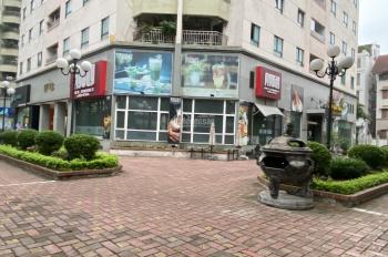 Mặt bằng kinh doanh đẹp nhất phố Hoàng Đạo Thúy, DT 480m2, lô góc MT 40m