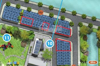 Liền kề/Shophouse mới nhất khu Hawaii FLC Tropical City HL 15tr/m đất DT 90m2 . LH0969162476