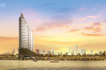 Waterina Suite Q.2 căn hộ cao cấp view sông 3PN, duplex, penthouse. TT 50% nhận nhà