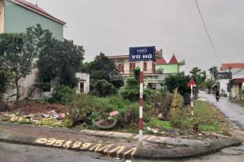 Cần bán lô đất 113m2 mặt đường Vũ Hộ, Dương Kinh, Hải Phòng. Giá 14.5 triệu/m2