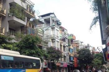 Nhà đầu phố Bạch Mai gần ngã tư Phố Huế, vị trí đắc địa 90m2 x 5 tầng, giá 24,6 tỷ