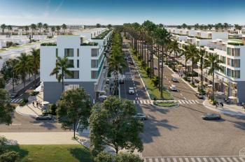 Đầu tư 2,1 tỷ nhận ngay nhà phố thương mại kết cấu 3,5 tầng trung tâm Phú Quốc 0948.486.496