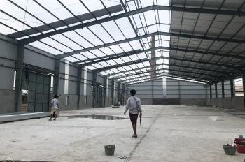 Cho thuê 500 - 1000 - 1500m2 kho - nhà xưởng - cụm công nghiệp Tân Tiến - Văn Giang - Hưng Yên