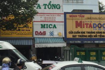 Cho thuê nhà MT Phạm Văn Hai, gần chợ DT 4x22m trệt lửng. Giá 40tr/tháng LH 0936428478