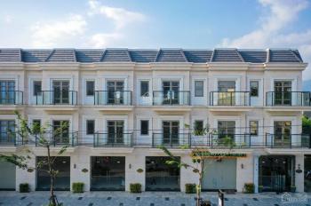 Nhà phố trung tâm Lakeside Infinity, đướng lớn 25m, Q. Liên Chiểu, mở bán giá chủ đầu tư 0974030609
