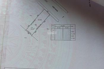 Bán nhà hẻm đường Số 2, P. Tăng Nhơn Phú B, Q9, DT: 53.4m2, gía: 4.35 tỷ