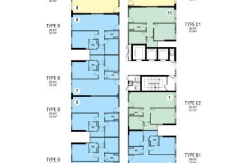 Cần bán gấp căn hộ Citi Esto, giá 1 tỷ 5 (VAT). Liên hệ 0903633361