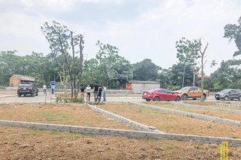 647 triệu/ lô - đất nền Hòa Lạc - hạ tầng đường nhựa cực đẹp - sát CNC, ĐH FPT - sẵn sổ