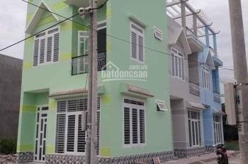 Bán nhà liền kề khu dân cư 434, P Bình Hòa, TP Thuận An. Bình Dương. 105m2 sàn, 1 trệt 2 lầu, 3PN