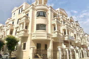 Cho thuê nhà nguyên căn làm VP khu VIP Cityland Park Hills, 3 lầu, 01 hầm, LH: 0971597897