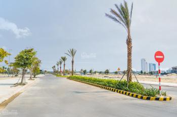 Cần tiền bán gấp lô đất nền cách biển Đà Nẵng 800m, trục đường 33m, giá chỉ 21 tr/m2. LH nhanh