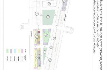 Bán đất nền Nu - 9 khu đô thị đại học Phố Hiến, TP Hưng Yên, đối diện dự án Vingroup 231ha