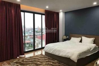 Bán khách sạn mặt phố Văn Cao - Vị trí siêu đẹp - Mặt tiền khủng 11m - Mới xây 7 tầng hiện đại