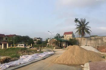 Bán đất 2 mặt tiền đẹp, Phương Đông Vĩnh, TP Vinh, Nghệ An