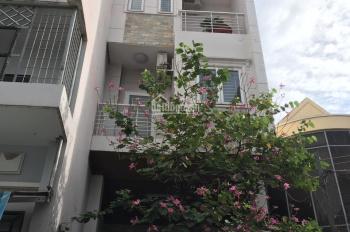 Cho thuê nhà đường Nơ Trang Long, gần Lê Quang Định, cách mặt tiền 20m