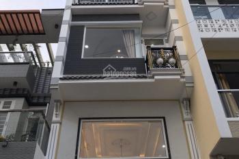 Nhà phố KDC an ninh có camera và bảo vệ, 1 trệt 3 lầu DT 58m2 SHR tặng luôn nội thất và sân vườn