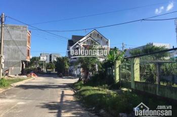Bán gấp lô đất đường Bàu Mạc 8, hướng Đông Nam, DT: 107.5m2, giá cực rẻ 2,75 tỷ. LH: 0937007027