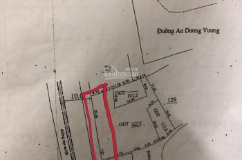 Cần tiền chuyển nhượng đất ngay TTTP Quảng Ngãi - 608m2 cách Hai Bà Trưng 70m giá chỉ 7,8tr/m2