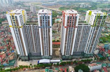 Cho thuê 500m2 văn phòng tại Five Stars Kim Giang, giá chỉ 180 nghìn/m2/tháng
