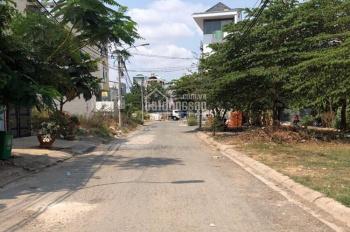 Đất đẹp hai mặt đường to 4 x 20m KDC Nam Hùng Vương, Bình Tân. 4,8 tỷ 0903601451