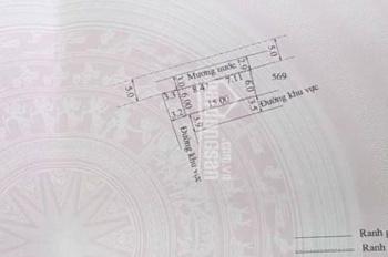 Cần bán gấp lô đất 2 mặt tiền trung tâm phường 1, Đông Hà