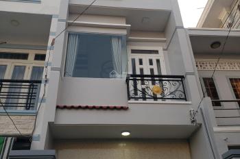 Bán nhà HXH 74m2 xây 3 tầng, 5 phòng ngủ, 5 toilet và sân thượng đường Bình Đông, P15, Q8