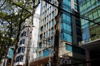 Bán nhà mặt tiền Lê Hồng Phong - An Dương Vương, DT: 10mx22m cho thuê 5.4 tỷ/năm