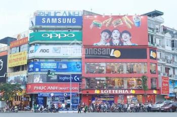 Cô Tuyết cần bán lại căn nhà phố ngã tư Loong Toong 100m2, 6m mặt tiền xây sẵn 6 tầng. Giá 22 tỷ