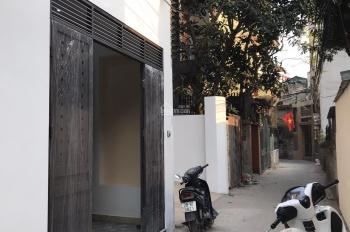 Nhà 4 tầng xây mới 1 căn duy nhất, Thượng Thanh, Long Biên, Hà Nội, ĐT: 098 995 3616