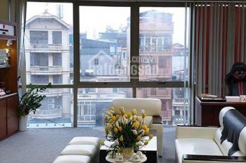 Bán nhà mặt phố Tôn Đức Thắng 75m2, 8 tầng, MT 5m vỉa hè cực rộng, giá 29.8 tỷ LH: 0964868819