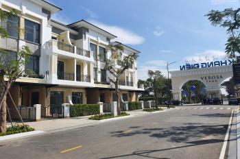 Bán căn nhà phố mặt tiền khu Verosa Park Q9, DTXD 192m2, giá 10,2 tỷ, CK 18% + gói NT 500tr