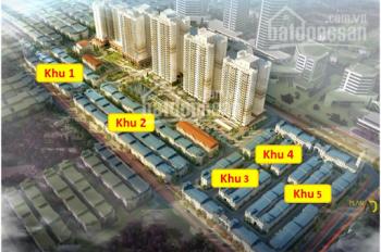 GĐ cần tiền trả nợ bán gấp lô liền kề La Casta Văn Phú Hà Đông 88m2 giá rẻ