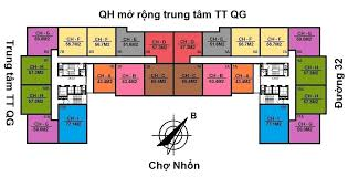 Nhà Ở Xã Hội Phương Canh - nhà ở xã hội rẻ nhất quận Nam Từ Liêm - chỉ 16,5 triệu/m2