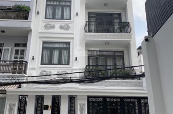Xuất cảnh chính chủ bán nhà xây mới tuyệt đẹp trệt 3 lầu ST mặt tiền đường số, P. BT, Q7