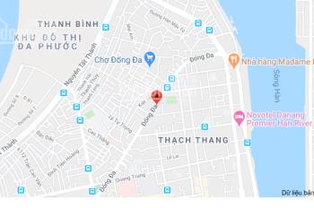 Cho thuê mặt bằng kinh doanh ngang 6.34m tại đường Đống Đa, Hải Châu, Đà Nẵng, diện tích 114m2