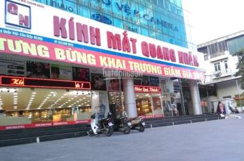 Tôi cho thuê nhà phố Thái Hà kinh doanh mọi mô hình 80m2x5 tầng mặt tiền 14m