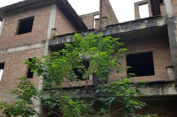 Cần bán biệt thự xây thô căn góc Hoa Phượng gần Vinhome Thăng Long, An Khánh, Hoài Đức, HN