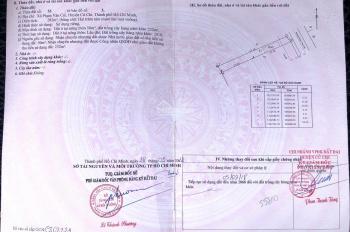 Bán đất mặt tiền đường Phạm Văn Cội: 5m x 55m = 275m2