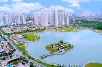 Chính chủ bán căn biệt thự lô 6x-TT2, khu đô thị Thành Phố Giao Lưu, DT 233,5m2 căn góc, view hồ