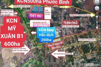 Đất Xanh bán Phú Mỹ Gold City, pháp lý, vay NH, cam kết 50% lợi nhuận nhanh LH gặp 0975571441 TPKD
