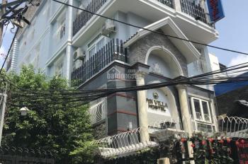 Cho thuê căn góc DT 5x18m, trệt 5 lầu thang máy sàn suốt 60tr đường Tân Hương, Tân Phú