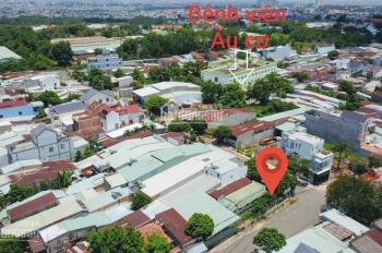 Bán đất 2 mặt tiền Phường Tân Biên, đối diện bệnh viện Âu Cơ - 351m2 - 8 tỷ 5 - Sổ riêng thổ cư