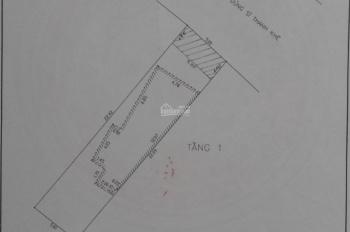 Bán nhà mặt tiền Dũng Sĩ Thanh Khê. DT: 5x22.3m, giá 5,3 tỷ