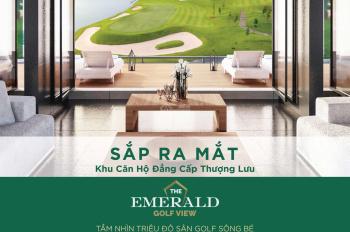 Căn hộ đẳng cấp thượng lưu The Emerald Golf View giá 37 triệu/m2
